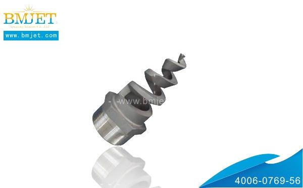 不锈钢工业喷嘴应用设计