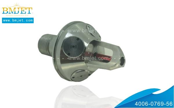金属闭式高压细水雾喷头