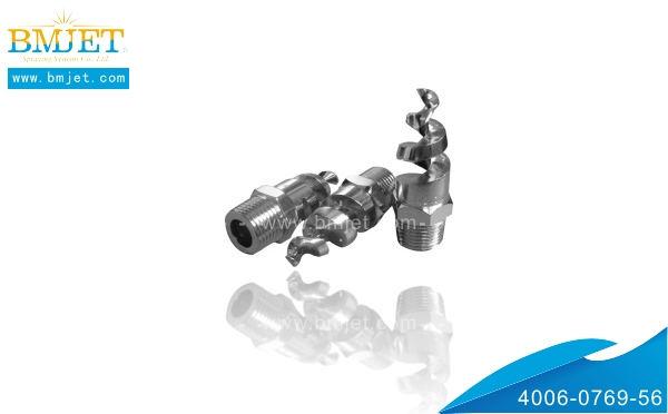 不锈钢工业螺旋喷嘴生产厂家