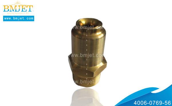 黄铜喷嘴在钢铁行业应用