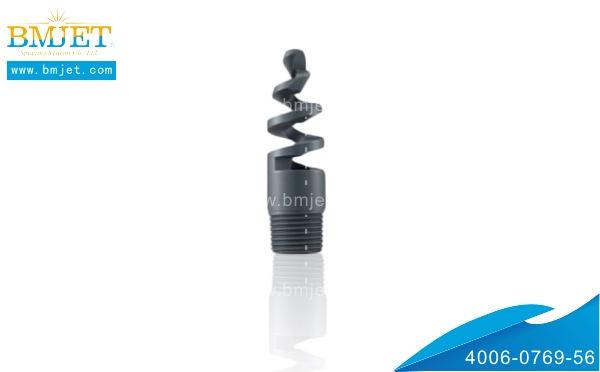工业碳化硅材质喷嘴设计